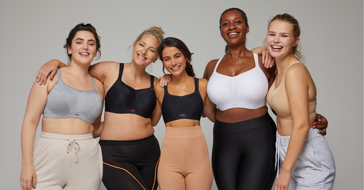 Award winning and leading designer of D plus lingerie Panache is helping its employees enhance their health and happiness by taking part in Game Changer Performance's 12-month programme, Curve